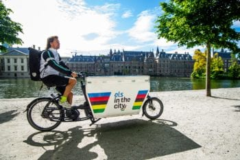 fietskoerier-den-haag